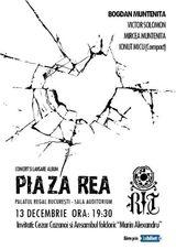 Trupa R.I.T. lanseaza albumul 'Piaza rea' pe 13 Decembrie in Bucuresti