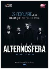 Alternosfera lanseaza un nou album pe 22 Februarie la Arenele Romane