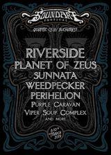 Planet of Zeus, Viper Soup Complex si Purple Caravan la SoundArt Festival 2019