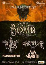 Kunnstra si Apa Simbetii definitiveaza afisul Folk Metal Fest