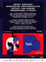 Netsky, JP Cooper, Triggerfinger, De Staat si DJ Tracey sunt primii artisti confirmati la Awake Festival 2019