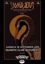 Stoned Jesus canta pe 28 septembrie in Club Quantic