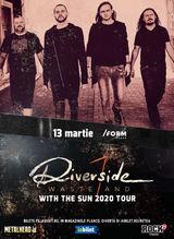 Concert Riverside in /FORM Space din Cluj Napoca pe 13 Martie