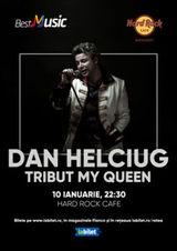 Concert Tribut Queen - My Queen cu Dan Helciug in Hard Rock Cafe