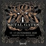 Metal Gates Festival 2020 in perioada 15-17 Octombrie in Quantic