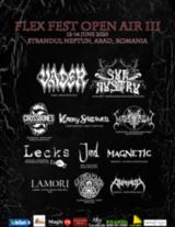 Flex Fest Ediia 3 are loc intre 12 si 14 iunie