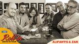 Roll'in Bucuresti: Alifantis & Zan pe 20 iunie