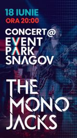 Lagoo Snagov - Concert The Mono Jacks Drive In LIVE