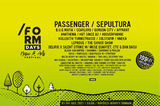 /FORM Days - Music & Arts Festival are loc in 2021