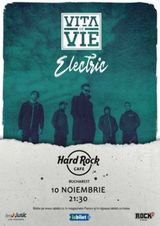 Concert Electric  Vita de Vie pe 10 noiembrie
