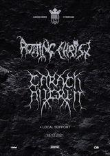 Concert Rotting Christ & Carach Angren pe 18 decembrie la Brasov