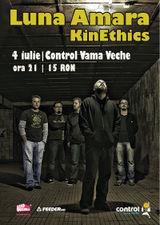 Concert KinEthics in deschidere pt Luna Amara in Vama Veche