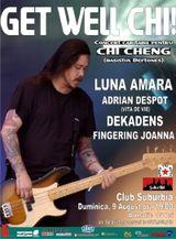 Concert Caritabil pentru Chi Cheng (Deftones) in Suburbia