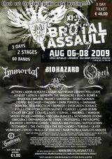 Brutal Assault 2009