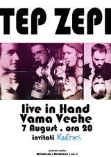 Concert KinEthics si Tep Zepi