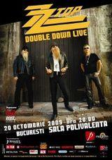 Concert ZZ Top la Sala Polivalenta din Bucuresti (Poze)