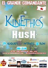 Concert KinEthics si Hush