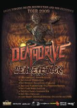 Detalii despre turneul national Deathdrive si Deadeye Dick