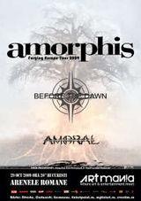 Concert Amorphis la Arenele Romane din Bucuresti