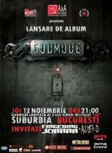 Godmode lanseaza noul album in Suburbia