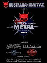 Au fost alesi castigatorii Australian Metal Awards