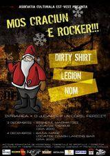 In Maramures Mos Craciun este rocker!
