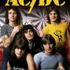 AC/DC in the \\'70\\'s