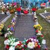 Mormantul lui Elvis Presley la Graceland