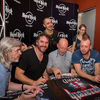 Meet & Greet Nazareth la Hard Rock Cafe