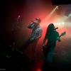 Poze da la lansarea albumului Negative Core Project