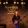 Poze Daniel Cavanagh la Hard Rock Cafe