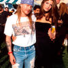Axl and Stephanie