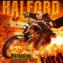 HALFORD-Metal God Essentials vol 1(2cd+dvd+autograph 2009-25 August))