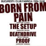 Born From Pain concerteaza in aceasta seara in Bucuresti