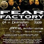 Fear Factory au concertat pentru prima data in noua componenta (video)
