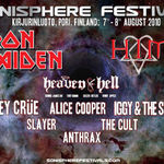 H.I.M si Heaven And Hell inclusi in circuitul Sonisphere 2010!