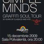 Reguli de acces la concertul Simple Minds