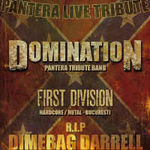 Concert Remember Dimebag Darrell maine seara in Live Metal Club!