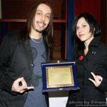Lacuna Coil au fost premiati in Italia