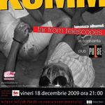 Kumm isi lanseaza noul album in Club Pulse din Constanta