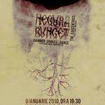 Negura Bunget si The Egocentrics concerteaza in Cluj Napoca