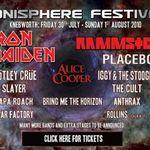 Fear Factory si Placebo confirmati pentru Sonisphere Anglia