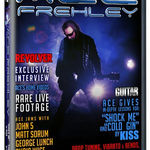 Ace Frehley (ex-Kiss) lanseaza DVD-ul Behind The Player (video)