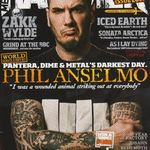 Philip Anselmo: Cateodata simt durere, furie si regret