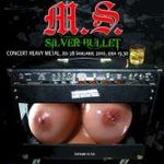 Concert M.S. si Silver Bullet diseara in Suburbia