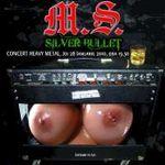 Concert M.S. si Silver Bullet diseara in Suburbia