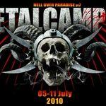 Hammerfall si Varg confirmati pentru Metal Camp 2010