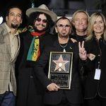 Ringo Starr a primit o stea pe celebrul Walk Of Fame
