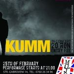Kumm concerteaza in Mojo Club
