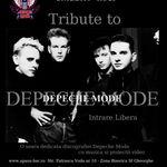 Tribut Depeche Mode in Apasu Bar